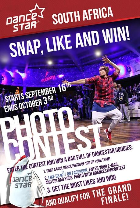 DanceStar South Africa – Photo Contest