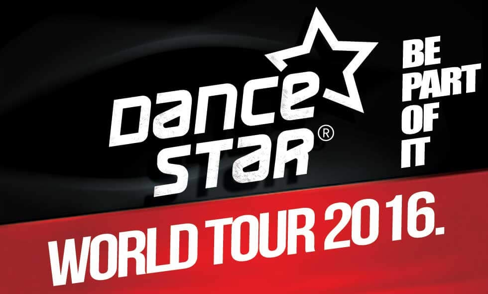 DanceStar World Tour 2016 is about to begin!